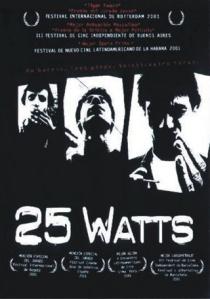 25-watts-poster