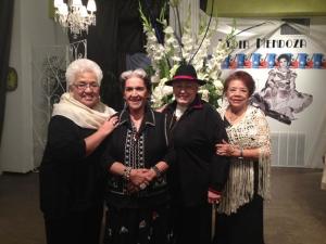 TX Folklife 4 ladies