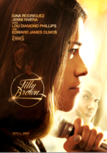 Filly Brown poster with profile