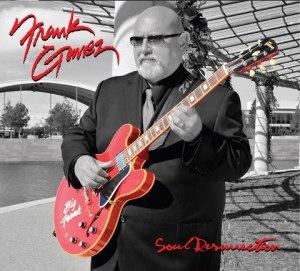 Frank Gomez CD cover 2012
