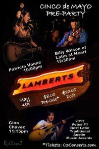 Lamberts Cinco 5.4.2013