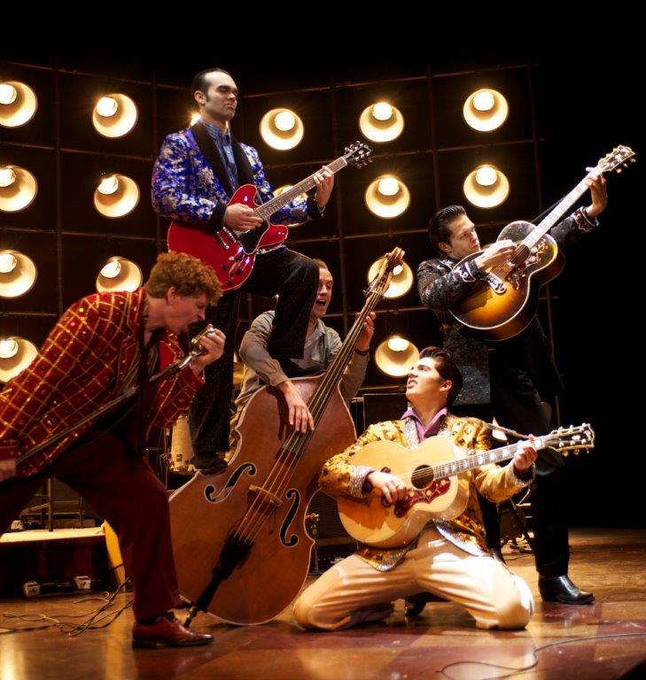 Million Dollar Quartet Opens Tonight At Austin's Bass