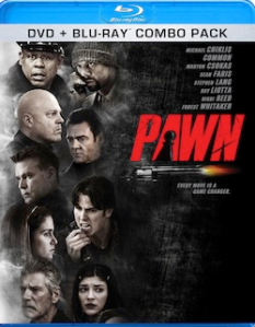 Pawn blu ray cover