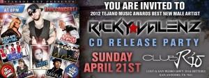 RV CD release 4.21.2013
