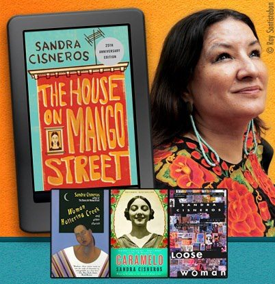 Acclaimed Works from Sandra Cisneros Available in eBook ...