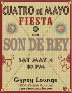 Son de Rey_Gypsy Lounge 5.4.13
