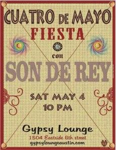 Son de Rey_Gypsy Lounge 5.4.13