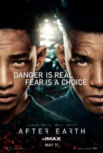 After Earth poster with 5.31.2013