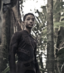 After Earth [still 1] standing
