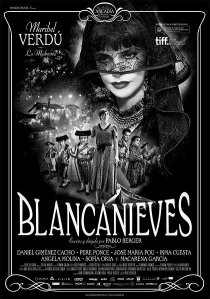 blancanieves poster