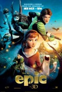 Epic poster on IMDb