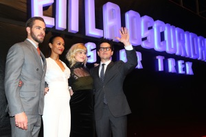 'Star Trek Into Darkness' red carpet in Mexico