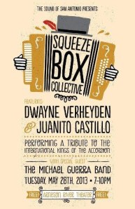 Squeezebox Collective [SA] 5.28.2013
