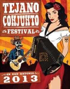 Tejano Conjunto Fest May 2013