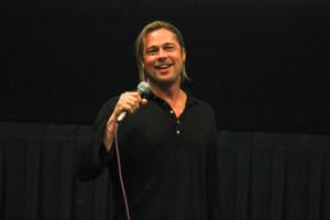 Brad Pitt in Austin_WWZ 6.6.2013
