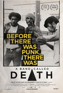 Death [theatrical] poster [Drafthouse]