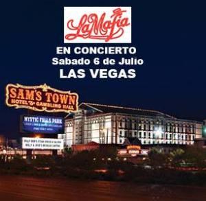 La Mafia Vegas 7.6.2013
