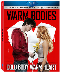 Warm Bodies bluray cover