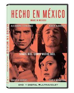 Hecho en Mexico DVD cover