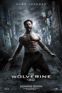 The Wolverine in 3D poster [coming soon]