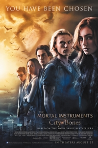 The Mortal Instruments CoB poster on Santikos [134847h1]