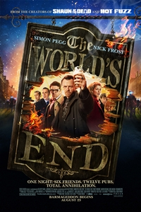 The Worlds End poster on Santikos [139713h1]